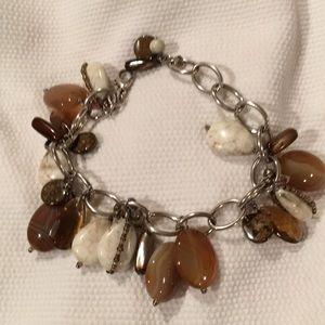 Silpada stone bracelet
